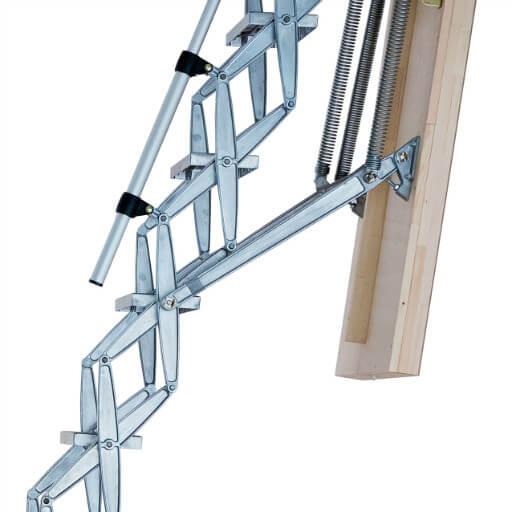 supreme heavy duty loft ladder premier loft ladders. Black Bedroom Furniture Sets. Home Design Ideas