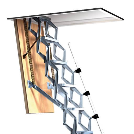 Supreme Heavy Duty Retractable Loft Ladder