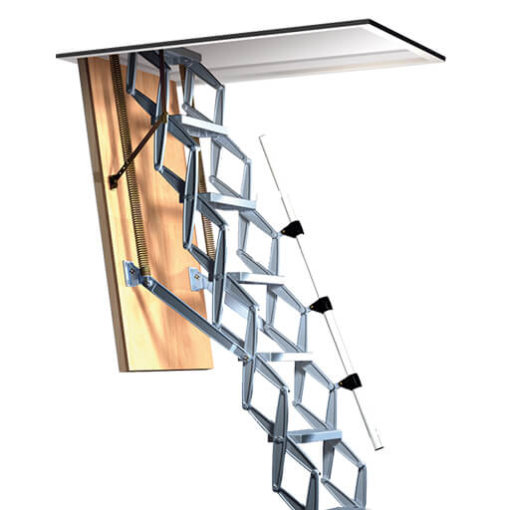 Supreme heavy duty loft ladder. Highly insulated. High strength. Premier Loft Ladders