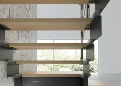 Composity Open Tread staircase_512 x 512