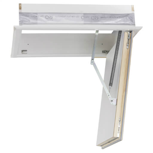 Insulated wooded loft hatch from Premier Loft Ladders