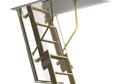 Quadro 2_sliding loft ladder_Close up_512x512