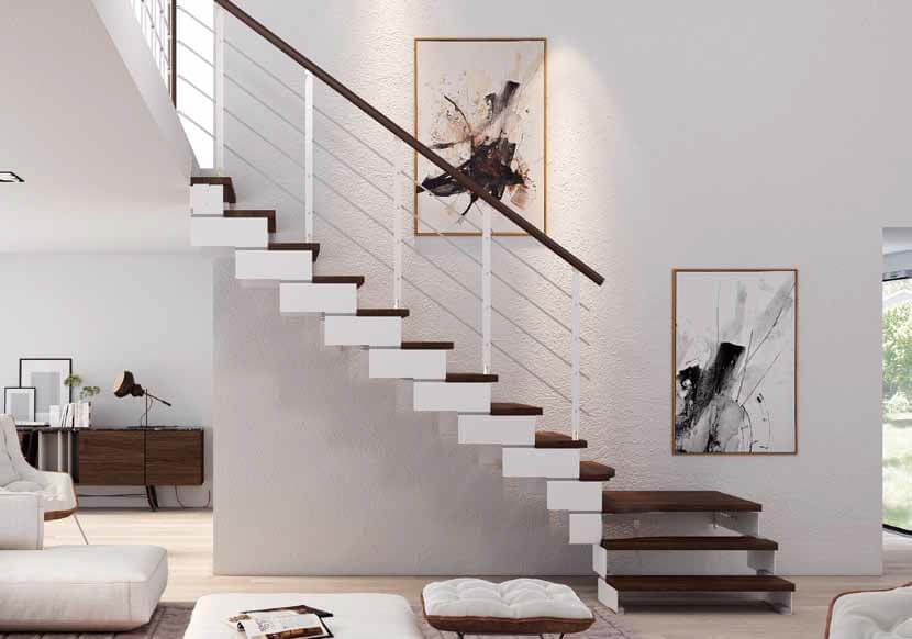 Staircase Regulations Uk >> Premier Loft Ladders – Composity Modular Staircase