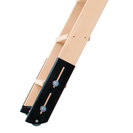 Skylark electric wooden loft ladder. Premier Loft Ladders