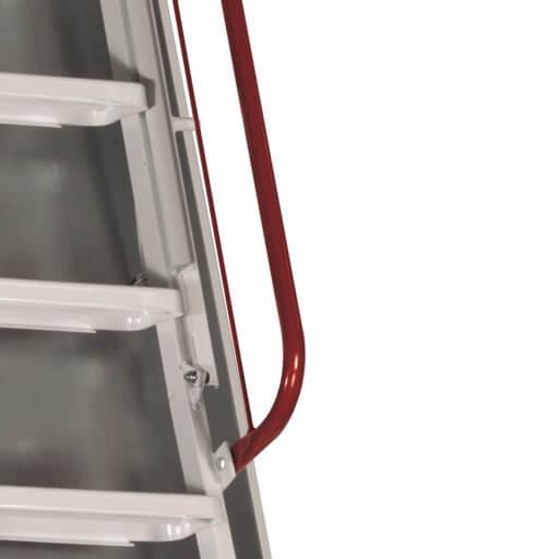 Handrail for Wippro loft ladders