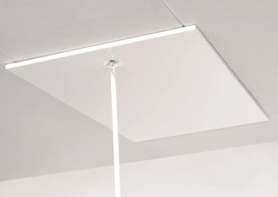 Wippro seamless loft hatch door