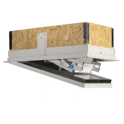 Isotec loft hatch with up to 120 min fire protection - Premier Loft Ladders
