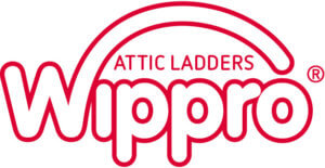 Wippro attic ladders logo
