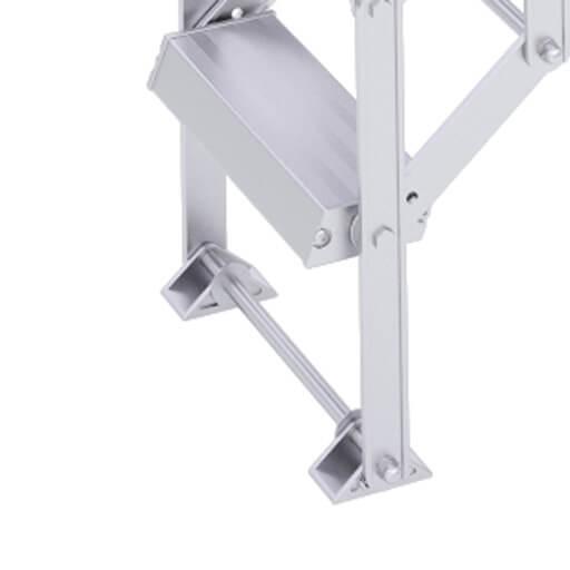 Ecco and Piccolo loft ladder non-slip feet