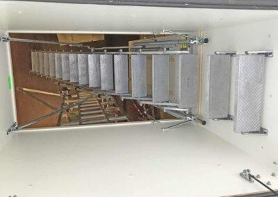 BritP&S_heavy duty retractable ladder