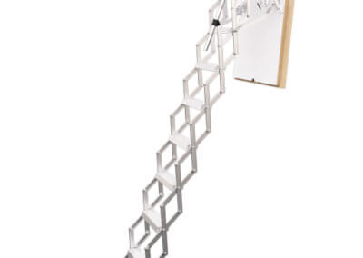 MiniLine fire rated retractable loft ladder. Available from Premier Loft Ladders
