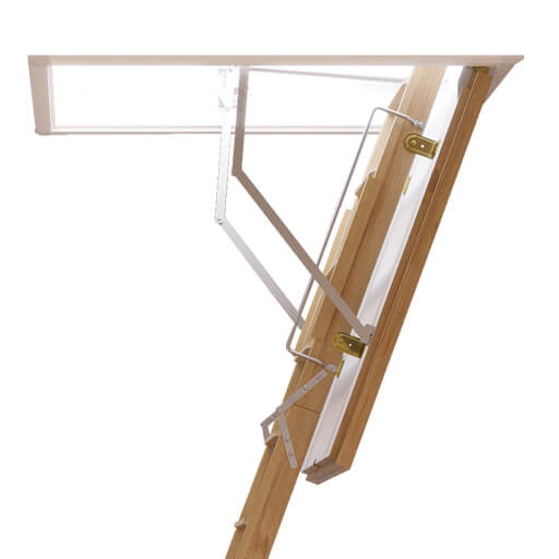 ProfiLine fire resistant wooden loft ladder and hatch