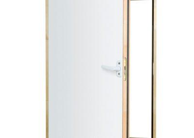 DWF fire-resistant loft eaves storage door. 45 mins fire protection.