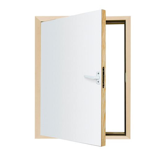 DWK loft eaves storage door